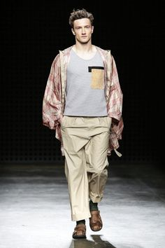 Christopher Raeburn Menswear Spring Summer 2016 London - NOWFASHION