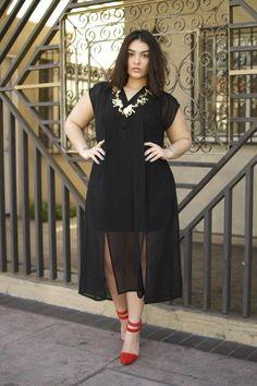 Look Plus Size, Curvy Plus Size, Plus Size Model, Plus Size Fashion Tips, Plus Size Beauty, Plus Fashion, London Fashion, New Fashion, Fashion Outfits