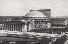 Novosibirsk Opera & Ballet Theatre, V.C Berkenberg & L.M Gokhman, 1944