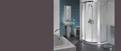 Najbardziej popularne kabiny prysznicowe 90 x 90 są uniwersalne dla większości łazienek. Takie wymiary pozwalają na swobodne poruszanie się.