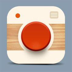 StoryMovie App icon design _ text on movie, movie editing app