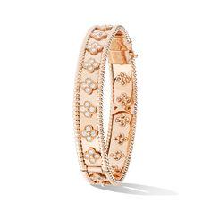 Van Cleef & Arpels - Perlée clover bracelet, medium model