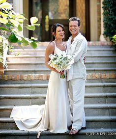 Eddie Van Halen & Janie Liszewski m. 2009