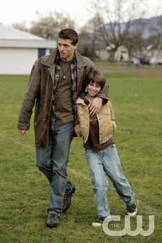 """""""After School Special"""" - (l-r) Brock Kelly as Young Dean and Colin Ford as Young Sam in SUPERNATURAL on The CW. Photo: Michael Courtney/The CW©2008 The CW Network, LLC. All Rights Reserved."""