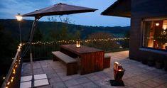 Patio, Outdoor Decor, Home Decor, Decoration Home, Terrace, Room Decor, Porch, Interior Design, Home Interiors