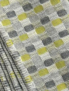 Eleanor Pritchard wool blankets