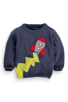 Buy Rocket Character Jumper (3mths-6yrs) online today at Next: United States of America $22