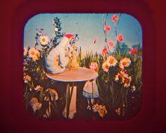 Alice in Wonderland Viewmaster