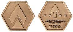 OPSGEAR® Spear Logo Coin
