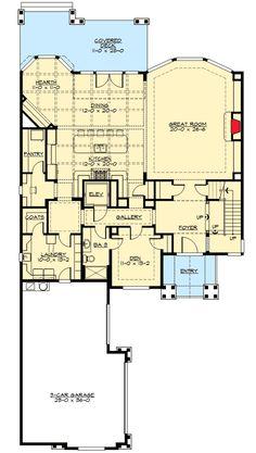 Step up media room 15789ge 2nd floor master suite butler walk huge open floor plan 23486jd architectural designs house plans malvernweather Choice Image