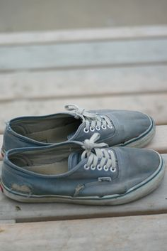 washout vans | via Britta Nickel
