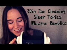 71 Minutes ASMR 3Dio Ear Cleaning   Rubbing   Whisper Rambles   Aggressive - YouTube
