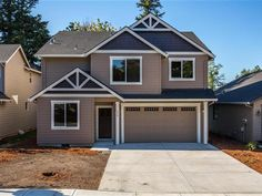 LOVE this new construction home in Troutdale. #depotstreet #newconstruction #dreamhomes