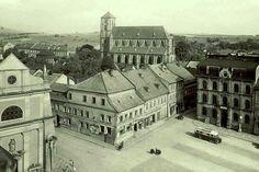Turnov - náměstí
