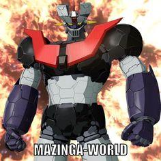 "Mazinga World on Instagram: ""#mazinga #mazinger #majinga #werble #werbleapp #robot #gonagai #nagai #anime #manga #fantasy #video #zetto #infinity #mazingerzinfinity…"" Hype Logo, Robot, Infinity, Fantasy, Manga, World, Anime, Fictional Characters, Instagram"