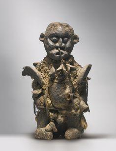 Fon Power Figure, Republic of Benin | lot | Sotheby's