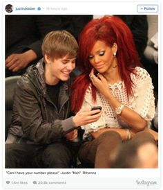 That Time Rihanna Rejected Justin Bieber
