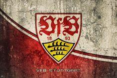 Deutscher Meister Vfb Stuttgart German Futbal Football