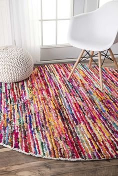 Rugs USA - Area Rugs in many styles including Contemporary, Braided, Outdoor and Flokati Shag rugs.Buy Rugs At America's Home Decorating SuperstoreArea RugsShop for nuLOOM Multi Handmade Modern Pebbled Stripes Area Rug.