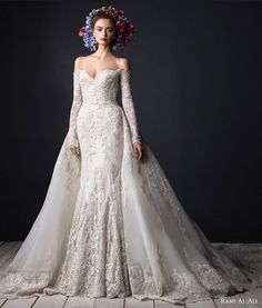 Rami Al Ali 2015 Wedding Dresses | Wedding Inspirasi