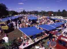 ! Atherton Tablelands Country Markets ! Tropical North Queensland, Australia.