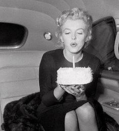 Marilyn Monroe - Happy Birthday!