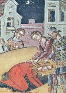 Ή ταν στην αυλή της Καλύβης του ο Γέροντας (Παΐσιος), όταν τον επισκέφθηκε κάποιο πνευματικό του τέκνο. Επανελάμβανε συνεχώς από την καρδι... Saints, Baseball Cards, Painting, Painting Art, Paintings, Painted Canvas, Drawings