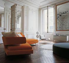 Sofa Arne B&B Italia - Design by Antonio Citterio