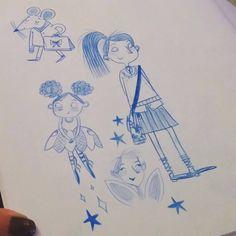 More sketchbook nonsense ✏ Instagram Posts, Art, Art Background, Kunst, Performing Arts, Art Education Resources, Artworks