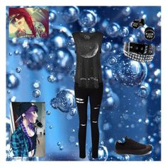"""""""."""" by oosammyoo on Polyvore featuring Mode, Converse und Miss Selfridge"""