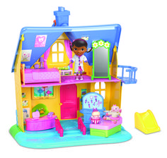 """9 Awesome Doc McStuffins Toys Kids Will Love: Doc McStuffins """"Doc Is In"""" Clinic Playset"""