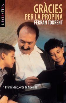 """""""Gràcies per la propina"""" Ferran Torrent (Edicions Bromera) http://www.llibresvalencians.com/Grucies-per-la-propina_va_18_10102_0.html"""