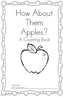 Mrs. Wills Kindergarten: Peek at my Week-Apples, Updates, and FREEBIES!