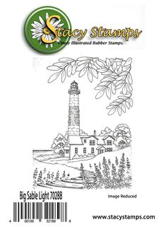 Lighthouses – Stacy Stamps