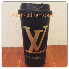Louis Vuitton To Go Mug Thermos style high quality mug