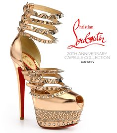 limited edition louboutin