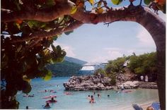 Spend the day on our private beach getaway in Labadee.