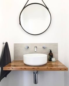 Recycled timber benchtops, Kauri slab