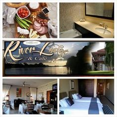 Emfuleni River Lodge & Cafe, B&B accommodation on the banks of the Vaal River just from Emerald Resort Casino. River Lodge, Conditioning, Banks, Wi Fi, Floors, Emerald, Bathrooms, Tea, Coffee