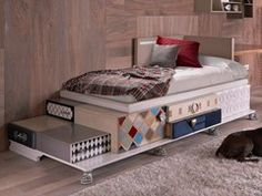 Beds, lego furniture