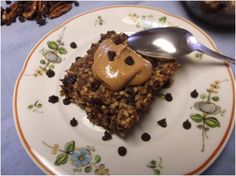 Spiced Chocolate Chip Oat Bars! | Kat's Health Corner