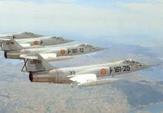 Starfighters from the Spanish Air Force Military Jets, Military Aircraft, Luftwaffe, Fighter Aircraft, Fighter Jets, Spanish Air Force, Reactor, Air Machine, Aircraft Design