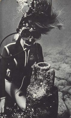 Majestic Diving Photography that will Give You Scuba Thirst Vintage Scuba