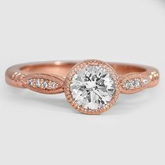 This ring combination is lovely.