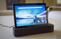 Lenovo Smart Tab review: A hybrid smart display that lives up to the hype Tablet Reviews, Cell Phone Reviews, Smartphone Reviews, Amazon Fire Tablet, Smart Home Automation, Digital Trends, Entertainment System, Android Apps, Display