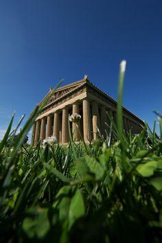 Nashville Parthenon at Centennial Park - Nashville, TN