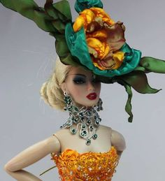 Doll fashion - Doll Couture by Lana