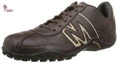 Merrell Sprint Blast, Chaussures de sports extérieurs homme - Marron (Dark Chocolate), 41.5 EU - Chaussures merrell (*Partner-Link)