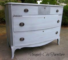 Slate Blue Federal Dresser Reserved for Michele by suezcues, $350.00