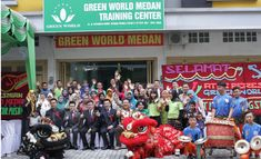 OPENING GREEN WORLD AREA SUMUT